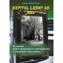 """Szpital leśny AK """"665"""""""