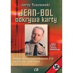 Jean-Bol odkrywa karty....