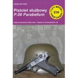 Pistolet służbowy P.08...
